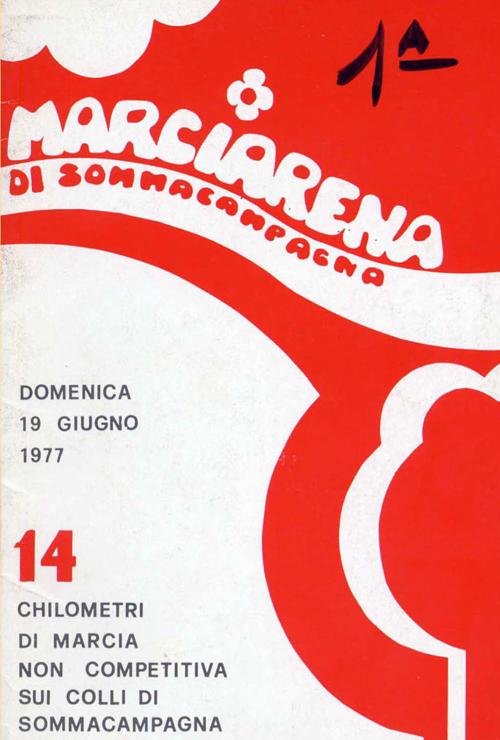 Locandina I edizione 1977