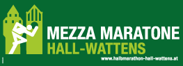 Logo Mezza Maratona Hall in Tirol